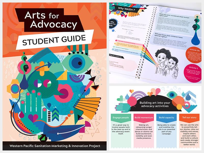 Arts for Advocacy Student Guide