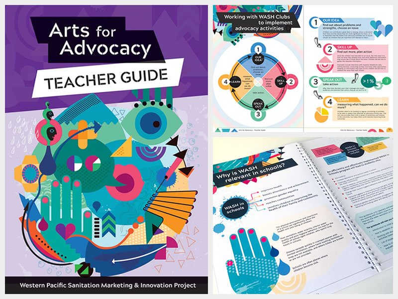 Arts for Advocacy Teacher Guide