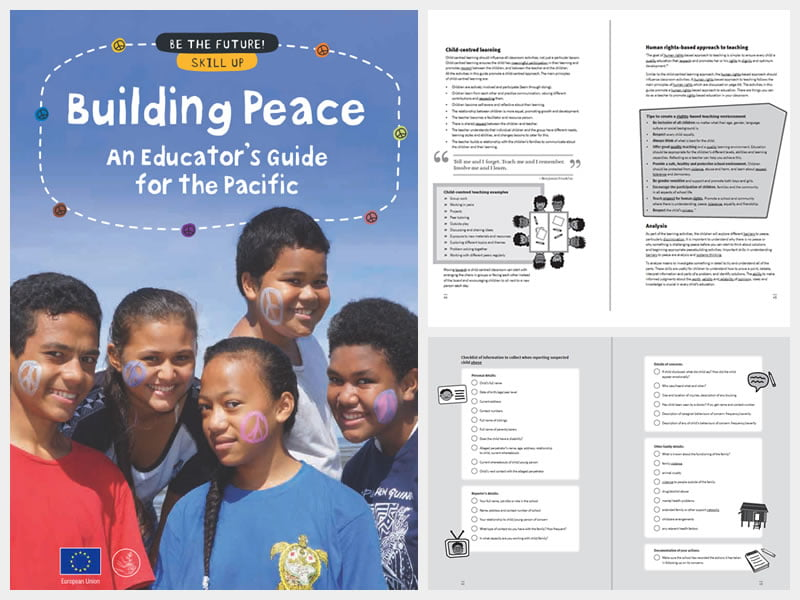 Building Peace: An Educator's Guide for the Pacific